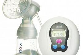 新贝吸奶器的用法,如何使用新贝电动吸奶器?